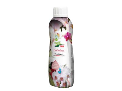 CUXIN DCM FLÜSSIGDÜNGER ORCHIDEEN organisch-mineralischer NPK 3+6+6 für lang andauernde Blüte und intensive Farben 250 ml Flasche