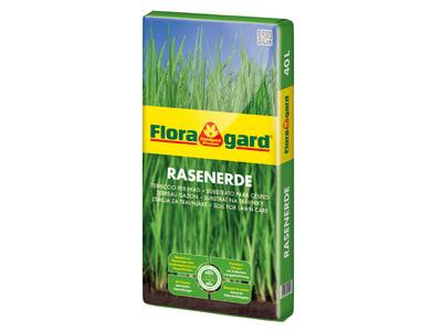 Floragard® Rasenerde  40 l Sack