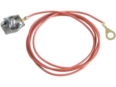 Patura Zaunanschlusskabel für Seile bis 6 mm mit Öse, 100701
