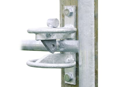 Patura Riegelverschluss für Weidetore, als Zweitriegel oder Ersatz, 240038