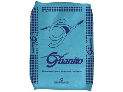 Italpollina Guanito organisch-tierischer NPK 6+15+3 Naturdünger 25 kg Sack