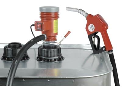 """Samoa-Hallbauer Dieselpumpe """"Dieselmatic® 35 S"""" 24 V mit Automatik-Zapfpistole AP 60"""