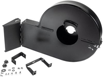 Fördervorrichtung seitlich, einseitig für Schleuderdüngerstreuer P 300, P 400, P 500