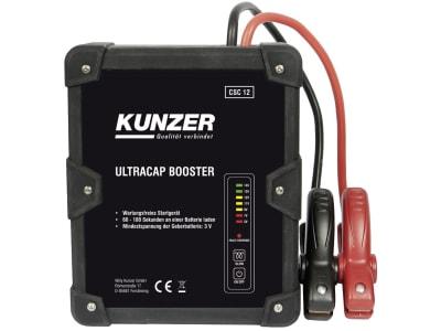 Starthilfe 12 V, 800 A, wartungsfrei, mit Ultrakondensatortechnik