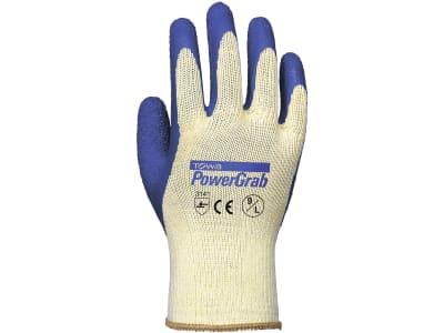 """Keron Handschuh """"PowerGrab"""" Polyester-/Baumwoll-Feinstrick (10 Gauge) Latexbeschichtung"""