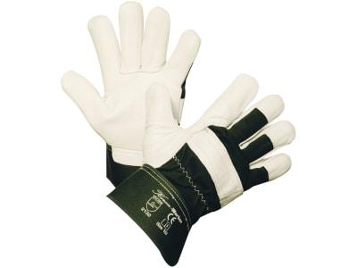 """Keron Handschuh """"Worker"""" Rindsvolleder/Baumwolle"""