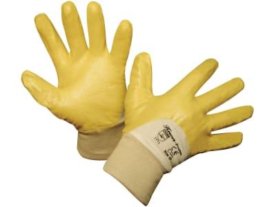 """Keron Handschuh """"ProNit"""" Baumwolle Nitrilbeschichtung"""