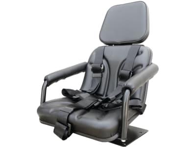 "Kindersitz ""Nimbus 2"" ungefedert, PVC/Stoff"