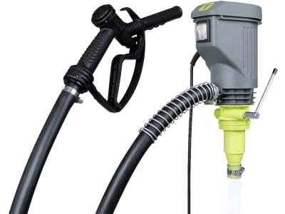 """Horn-Tecalemit Dieselpumpe """"Hornet W 40"""", mit Standard-Zapfventil"""