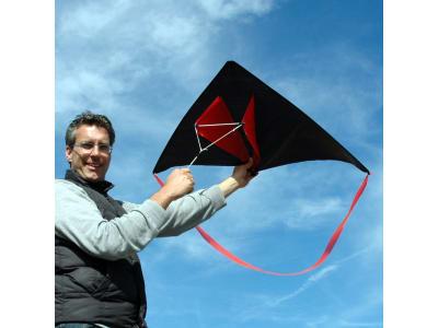 Vogelscheuchen-Drachen-System Ersatzdrachen 110 cm