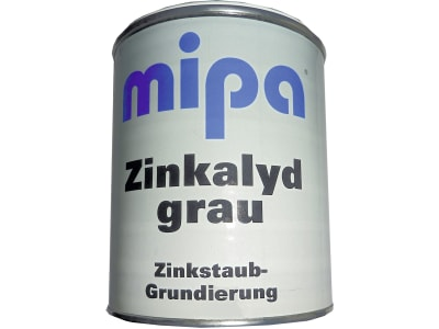 "Mipa Rostschutzfarbe ""Zynkalid"", grau, 750 ml"