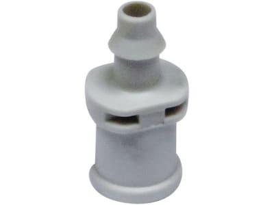 NETAFIM™ Verbinder MicroNet™ Pressfit weiblich/Stachel 4 x 7 mm (Beutel á 100 Stück)