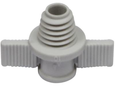 """NETAFIM™ Verbinder MicroNet™ Pressfit weiblich/Gewinde 3/8"""" WW (Beutel á 100 Stück)"""