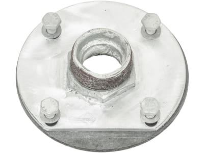 """Growi® Wechselflansch 2"""" AG, Ø 160 mm, für Wassertanks ab 1.500 l, 3834"""