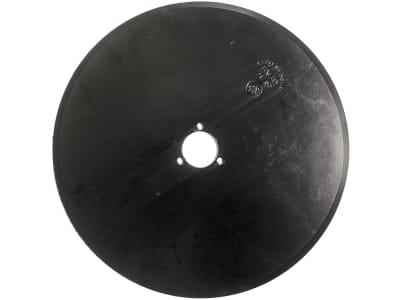 Sechscheibe 460 x 5 mm, LK 80 mm, ZB 55 mm, gerade, glatt, für Kverneland