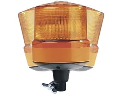 """LED-Blitzleuchte """"Comet-AF"""", orange, 9 – 32 V, Aufsteckmontage nach DIN 14620"""