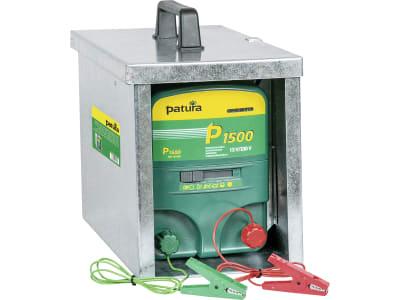 """Patura Tragebox """"Compact"""", verzinkt, für Weidezaungeräte"""