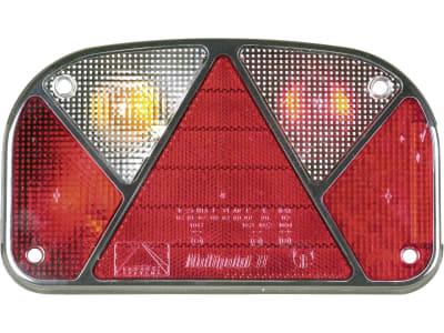 Herth + Buss Lichtscheibe links, für Heckleuchte Multipoint II, 83 832 214