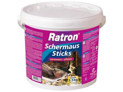 Ratron® Schermaus-Sticks  2,5 kg Eimer
