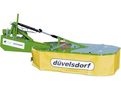 """Düvelsdorf Trommelmähwerk """"d-Cut"""""""