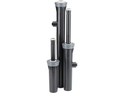 Hunter® Versenksprühdüsengehäuse MPR40-04-CV mit Auslaufstoppventil<br>druckreguliert auf 2,7 bar