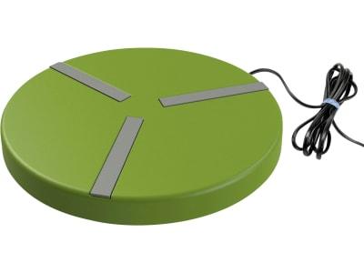 Kerbl Tränkenwärmer Leistung 15 W, Ø 25 cm, Kunststoff, 70236