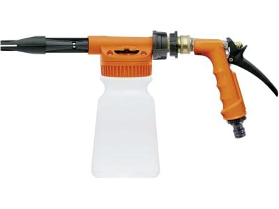 Schaumkanone für Anschluss Wasserleitung