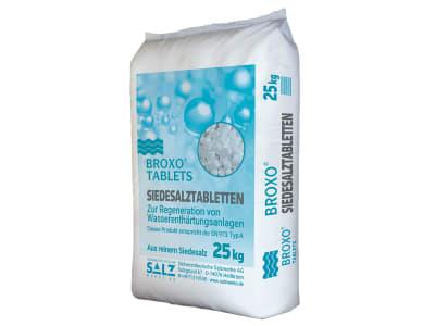 Broxo Tablets Salztabletten (Broxetten) Regeneriersalz 25 kg Sack