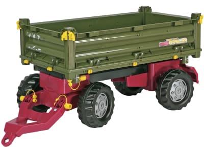 """Rolly Toys® Anhänger """"Multi Trailer"""" grün, 12 500 5"""