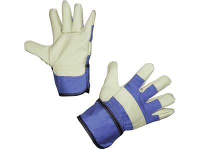 """Keron Kinder Handschuh """"Junior"""", blau; grün, extra klein, ungefüttert"""