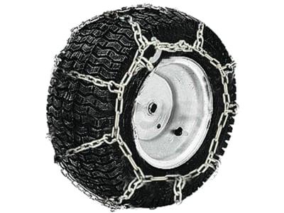 MTD Schneeketten für Reifen 18x9.50-8, 1 Paar, 196-898-699