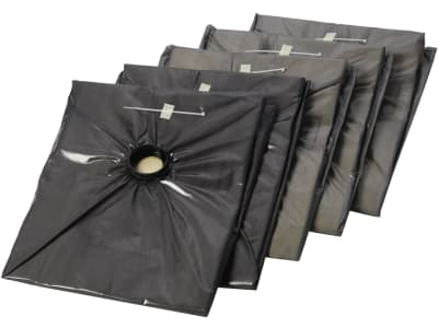 Nilfisk Sicherheits-Filtersack für Attix 30-0H PC, Attix 30-2H PC, Attix 30-2M PC und Attix 30-2M XC 230V 50HZ EU, 107400233