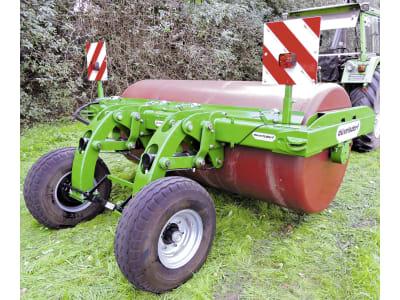 """Düvelsdorf Wiesenwalze """"Green Roller Classic"""" mit Fahrwerk ungebremst"""