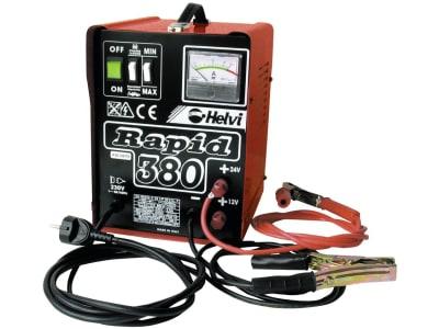 "Helvi® Batterieladegerät ""Rapid 380"", Ladestrom 22 A"