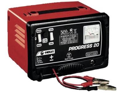 """Helvi® Batterieladegerät """"Progress 20"""", Ladestrom 16 A"""