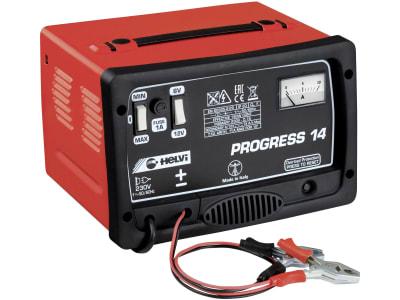 """Helvi® Batterieladegerät """"Progress 14"""", Ladestrom 11 A"""