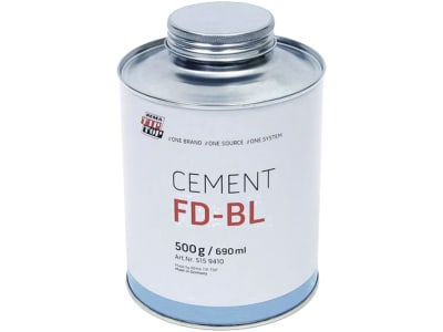 "Tip Top Vulkanisierflüssigkeit ""Cement FD-BL"", 500 g"