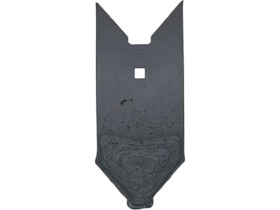 Industriehof® Scharspitze 285 x 120 x 12 mm, unterseitig hartmetallbeschichtet, für Lemken, 101.IND-765