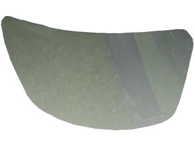 "Mekra Spiegelglas ""1009"", 178 x 92 x 2 mm, Wölbungsradius 240 mm"