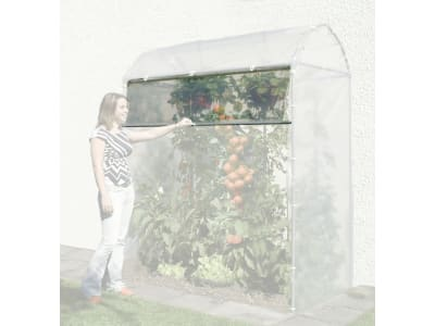 Brühwiler Rollo für Tomatenhaus