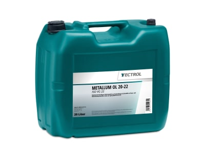 TECTROL METALLUM OL 20-22   ISO VG 22  Metallbearbeitungsöl