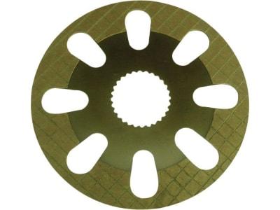 Bremsscheibe, Ø außen 222 mm, Fußbremse Traktor, Knott Nassbremse bis Bj. 03, Deutz-Fahr Agrotron- und DX-Serie; Case IH CS 110 – 150 für Case IH, Deutz-Fahr