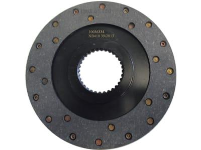 Bremsscheibe, Ø außen 228 mm, Zähne 32, Fußbremse Traktor, D-, DX-Serie, Intrac 2002 für Deutz-Fahr