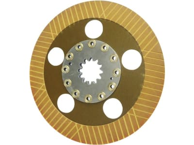 Bremsscheibe, Ø außen 306 mm, Stärke 4,9 mm, Fußbremse Traktor 40er- und 50er-Serie für John Deere