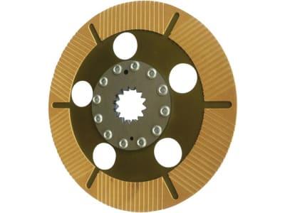 Bremsscheibe, Ø außen 313 mm, Stärke 5,9 mm, Fußbremse Traktor 6000er-Serie für John Deere