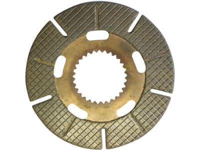 Bremsscheibe, Ø außen 136 mm, Handbremse Traktor MF 2620 – 2775, MF 3610 – 3690, MF 8110 – 8160 für Massey Ferguson