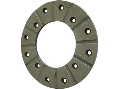 Ringbelagsatz, Ø außen 152 mm x Ø innen 79 mm, Stärke 4,7 mm, für Deutz-Fahr, Hanomag, Renault
