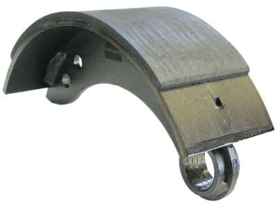 Bremsbacke, 250 x 30 mm, für Handbremse Case IH 946 – 1246, 1255/1455 (XL), Deutz-Fahr 806 – 13006, Fendt Favorit 611 – 615, Schlüter Compact 850/950, Super 1250 – 1600