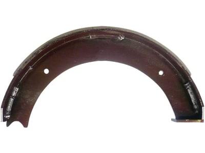 Bremsbacke, 350 x 60 mm, für Radbremse BPW/Peitz, Nieper, Rinner, Zapp ohne Rückfahrautomatik