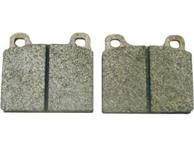 Bremsklotzsatz (2 St.) 77 x 70 x 18,5 mm, Kardanwelle Agrocompact 3.30 – 3.90; AgroPrima 4.51, DX-Serie, Intrac 2004, für Deutz-Fahr
